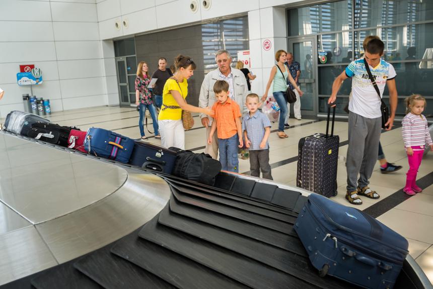 аэропорт Анталия багаж