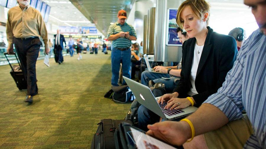 Бесплатный Wi-Fi в аэропорту Анталии