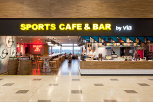 SPORTS CAFE&BAR BY VIA