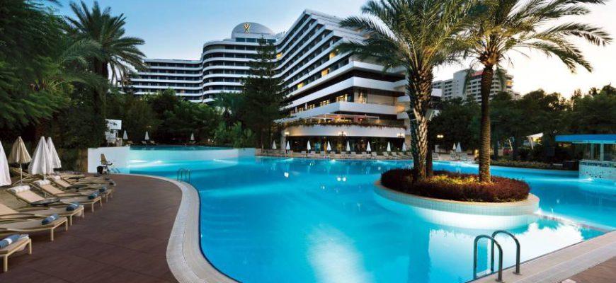 Лучшие отели Анталии Все включено со своим пляжем